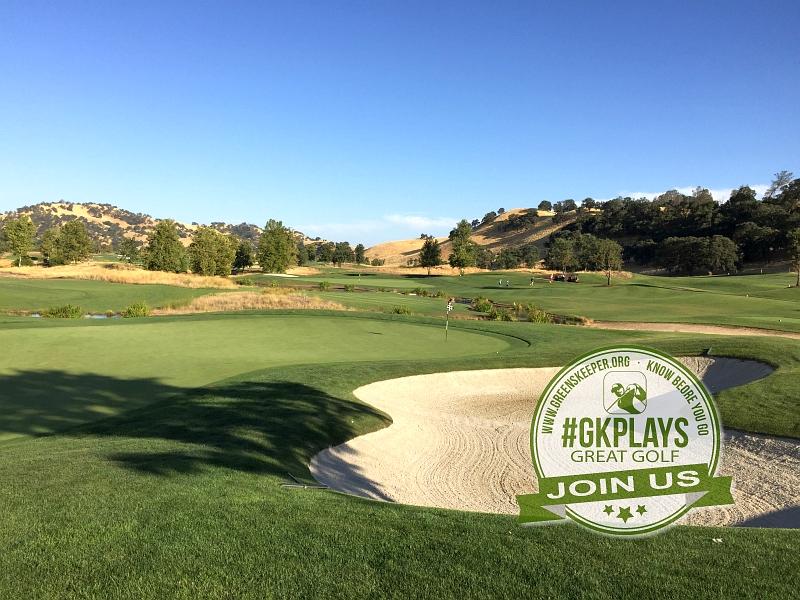 Yocha Dehe Golf Club Brooks CA Hole 15/16