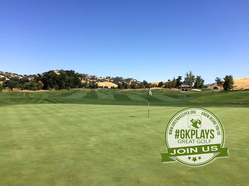 Yocha Dehe Golf Club Brooks CA Hole 3