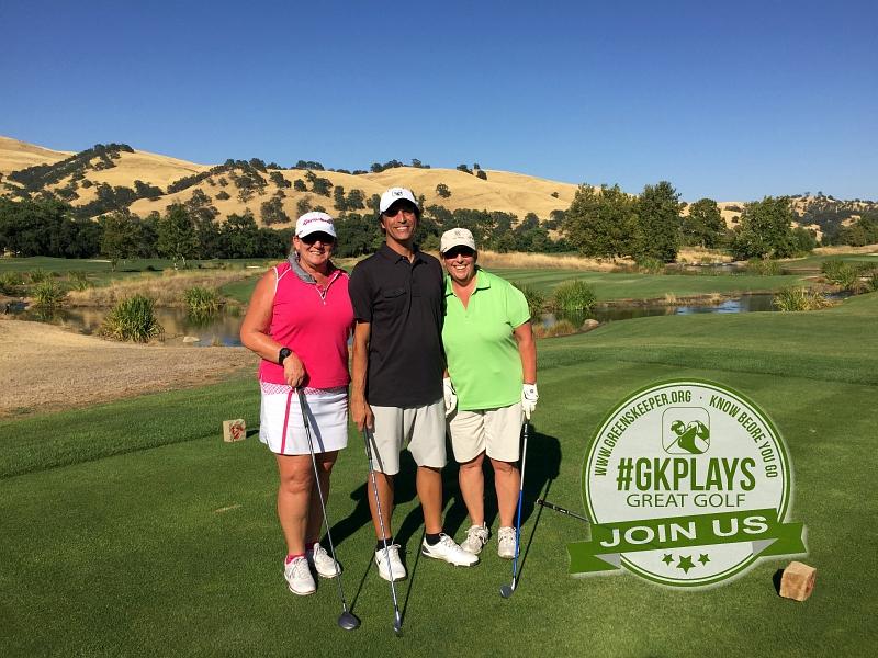 Yocha Dehe Golf Club Brooks CA JohnnyGK Abbacat & iluv2golflady