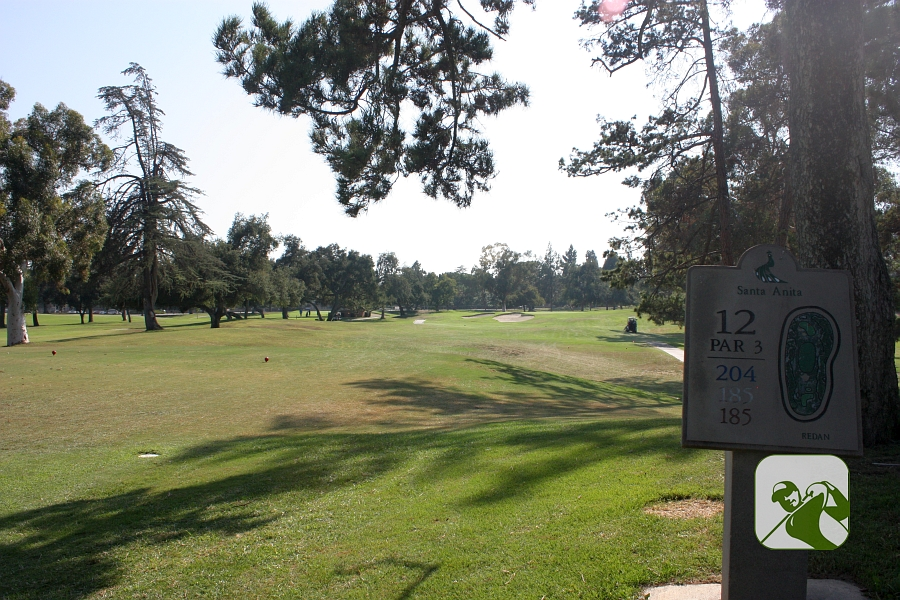 Golfcoursereview Santaanitagolf Golf Arcadia