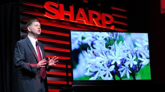sharp_4K_TV
