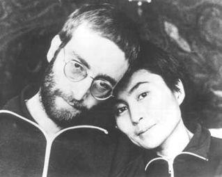 John & Yoko 1970