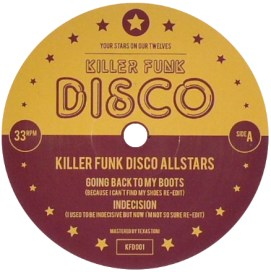 Killer Funk Disco All Stars