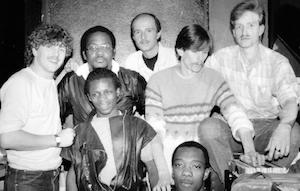 Northern DJ's 1983