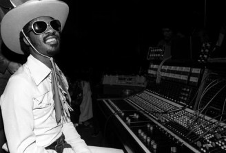 Stevie Wonder 1976