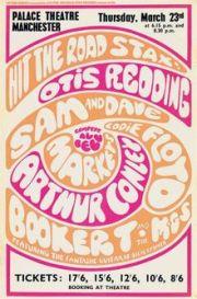 Stax Volt Tour Manchester 1967