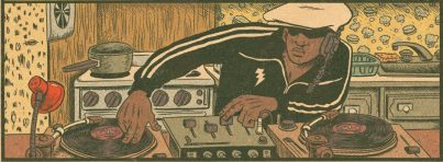 Grandmaster Flash Kitchen
