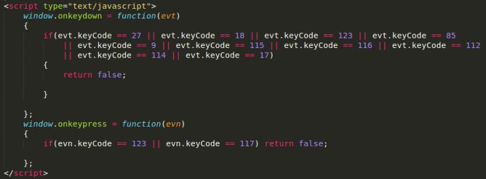 locked keys