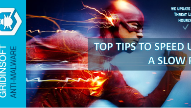 Top 4 tips to speed up a slow PC