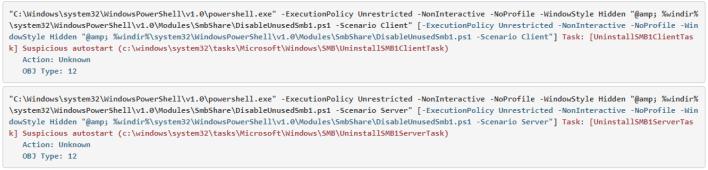 Microsoft disables SMBv1