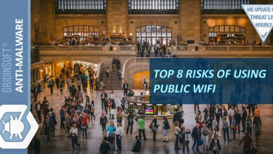Photo of Top 8 Risks of using Public WiFi