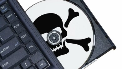 Cybercriminals use pirated software