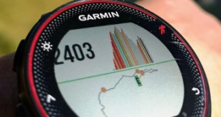 Outage of Garmin services