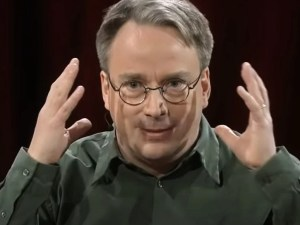 Linus Torvalds approved the exclusion