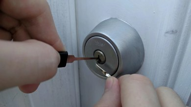 Photo of SpiKey technique allows opening the lock by recording a sound of a turning key