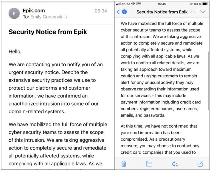 Hoster Epik hack