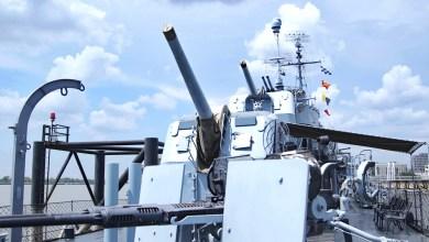 Facebook account of USS Kidd