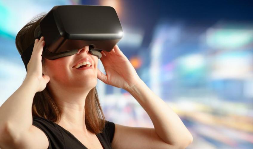 5G and virtual reality