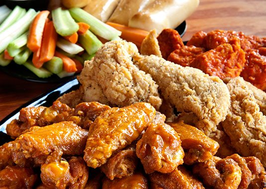 A great alternative for the buffalo wild wings fundraiser: Wings N' Things!