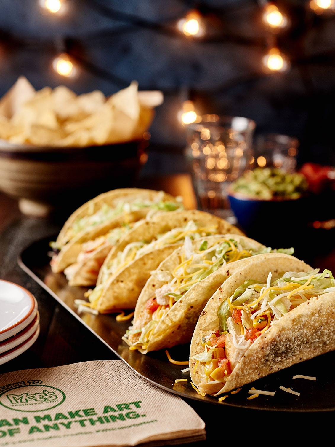 A Moe's fundraiser is a great way to raise money and have fun with your group.