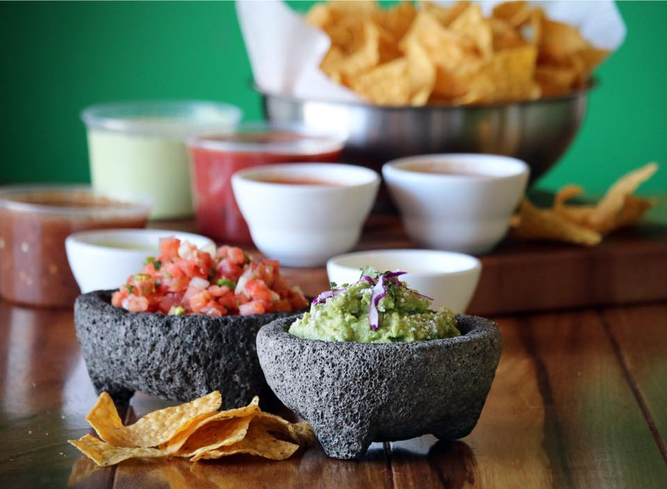 Salsa Verde offers a delicious way for you to fundraise.
