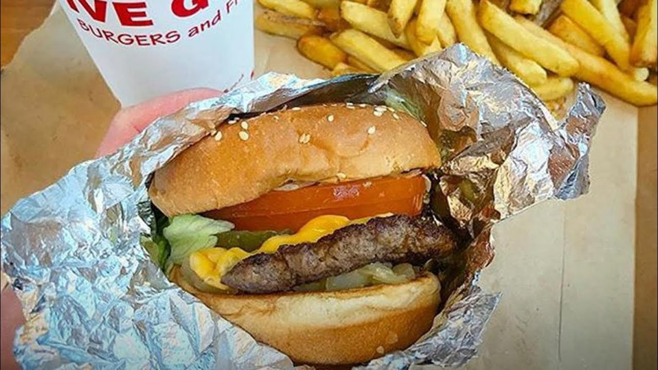 Five Guys fundraising is an awesome way to raise money for your favorite cause!