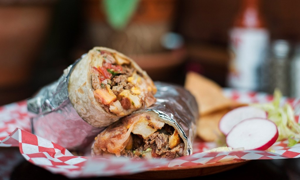 El Famous Burrito is the place to go for delicious Mexican cuisine.