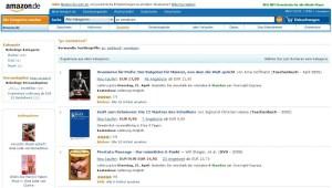 Ferkeleien bei Amazon?