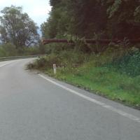 Ordentlicher Hagelschaden in Kufstein