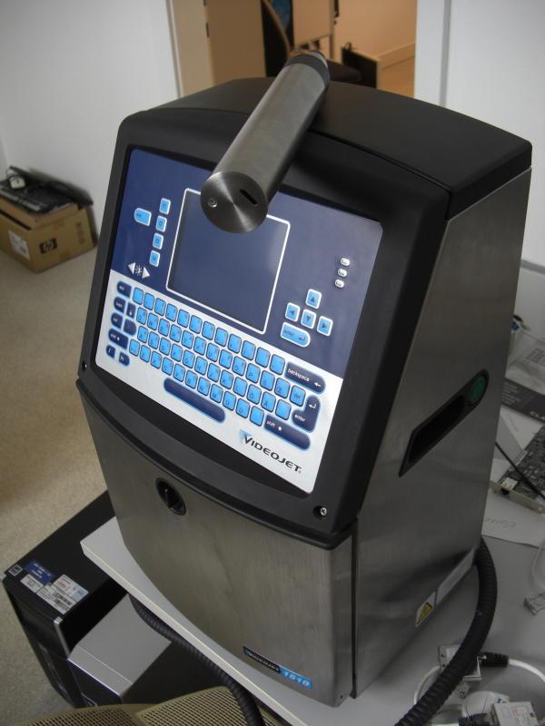 Videojet 1510 Drucker mit PHP ansteuern