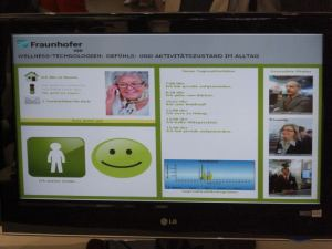 Cebit – big Frauenhofer is watching you!