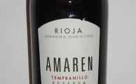 100 Guia Proensa Punkte, Rioja Amaren Tempranillo Reserva 2004 - super lecker!
