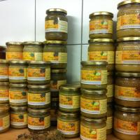 Honig, Schnäpse und Liköre beim Fersterer Klaus