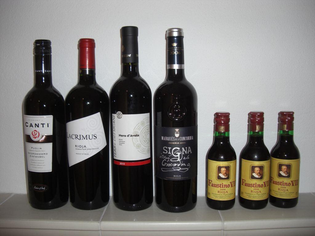 Spaß beim Weinkauf