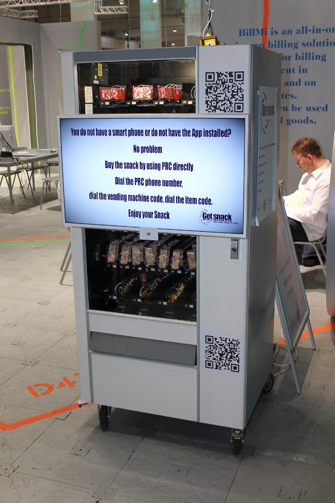 Cebit 2012 – Code_n 12, wo die Innovationen her kommen…