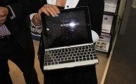 Cebit 2012 - IPad Tastatur und andere nützliche Dinge