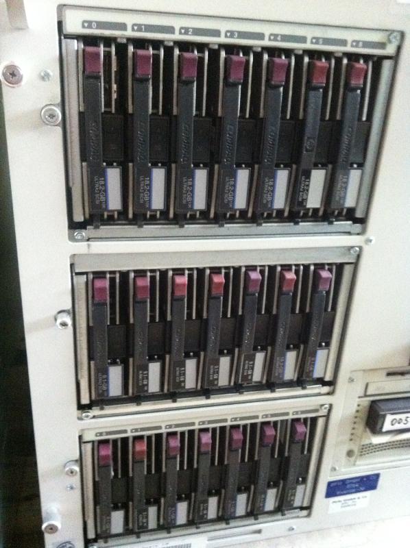 3-Ware 9500S-8 – Raid 5 um weitere Platten vergrößern