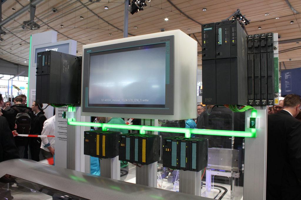 Redundanz für die Siemens S7