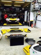 Stand Chevrolet 24 du Mans 2015