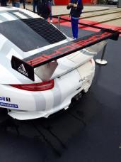 Porsche Légo arrière