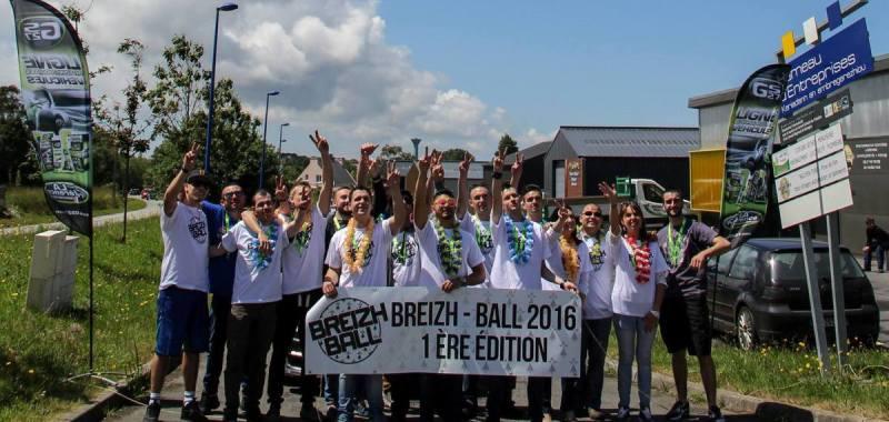 Breizh Ball #2016 : l'album !