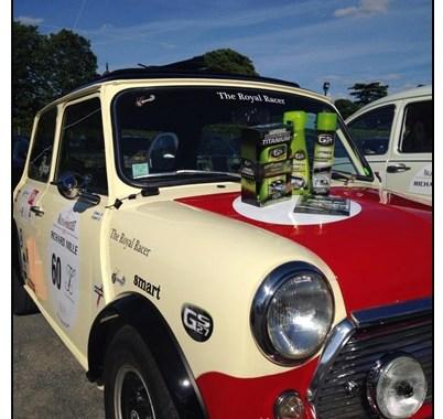 Rallye des Princesses 2015 – Sur la route !