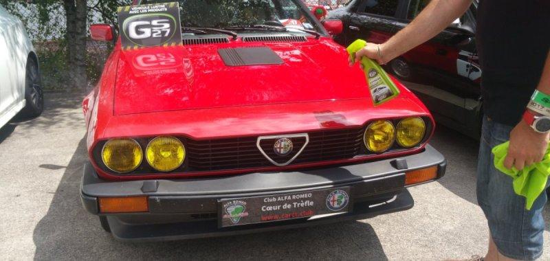 Welcome Alfa Romeo !