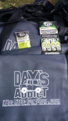 Sac Day's Addict - GS27 partenaire