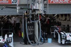 Stand Porsche aux 24h du Mans