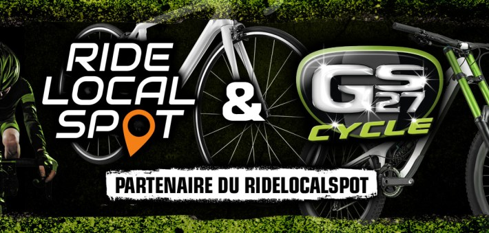 Ride local spot Cycle GS27