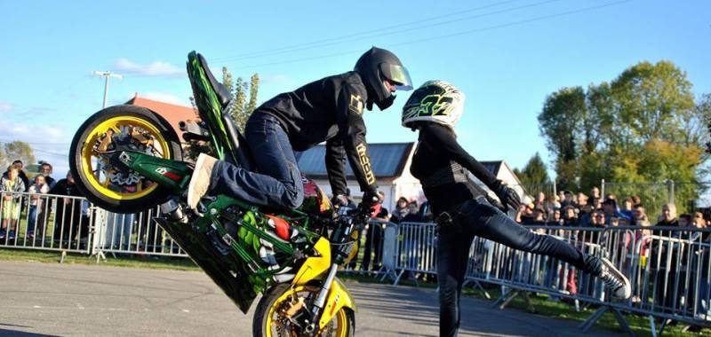 GS27 & Cokille Stunt Rider