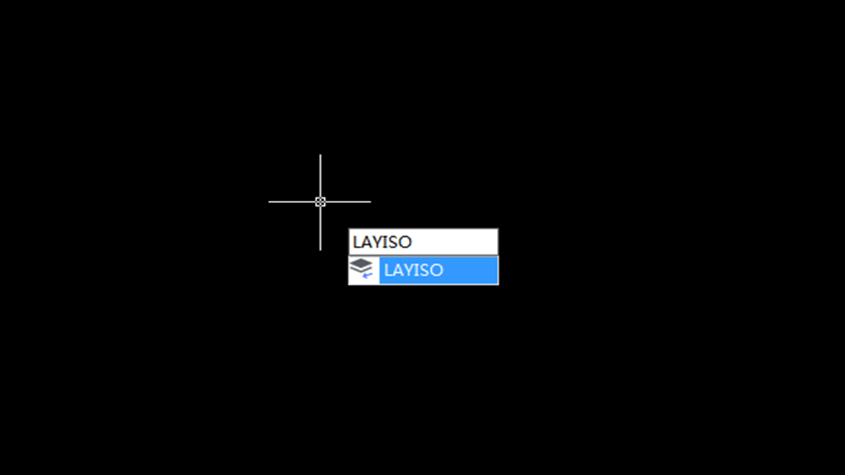 What is Layer Isolate (LAYISO) command? How to use it?