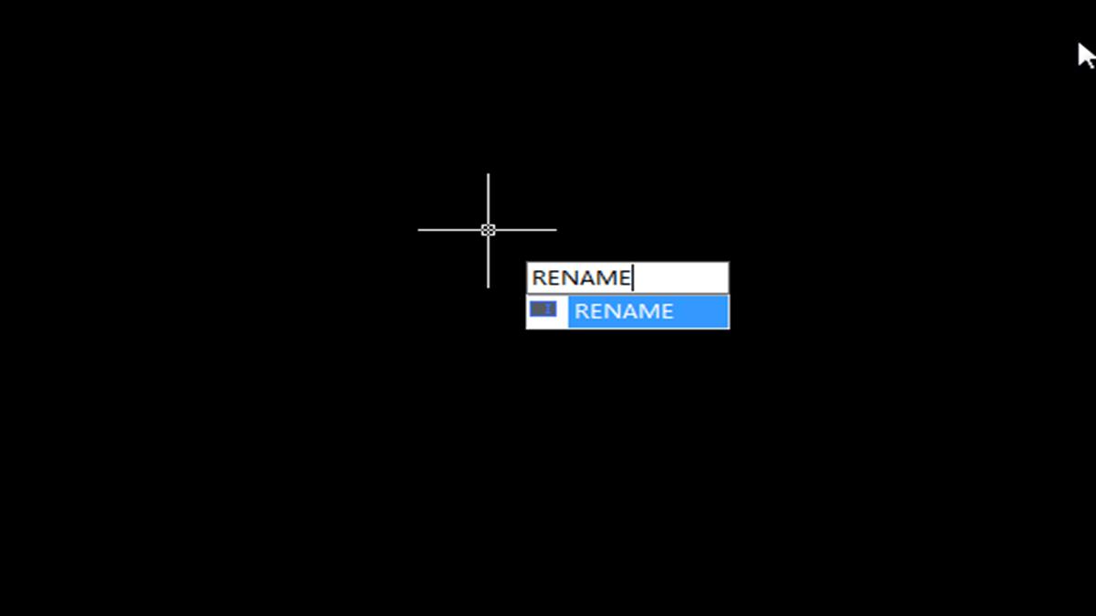Tips for batch rename blocks in GstarCAD