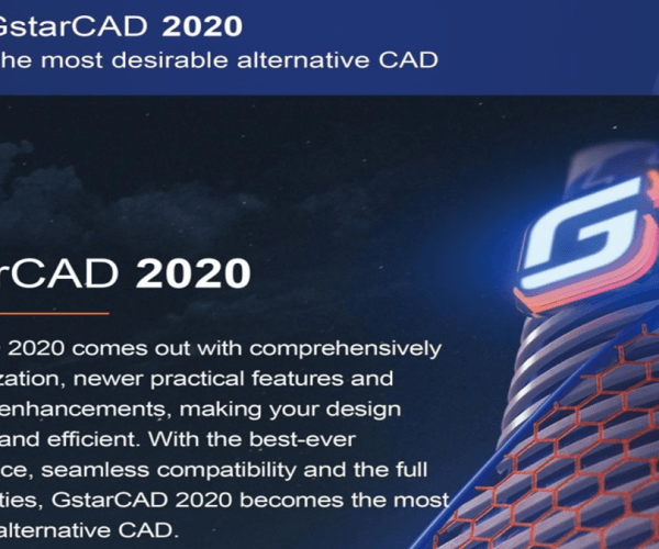 GstarCAD 2020 SP2 has been released!